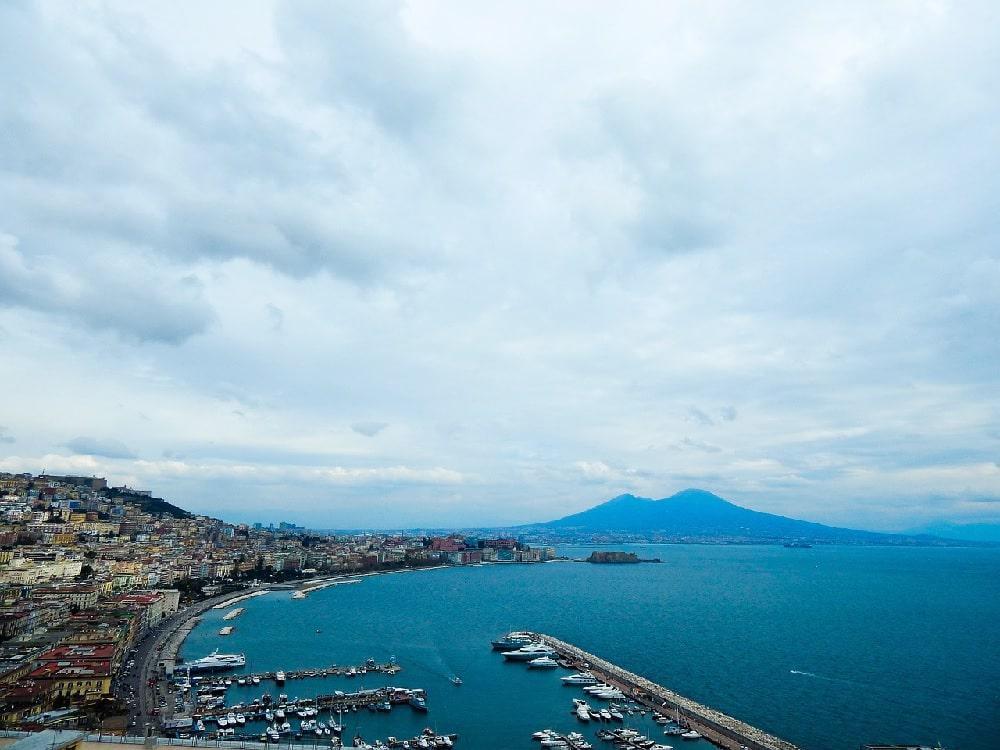 L'Europa investe nella città di Napoli