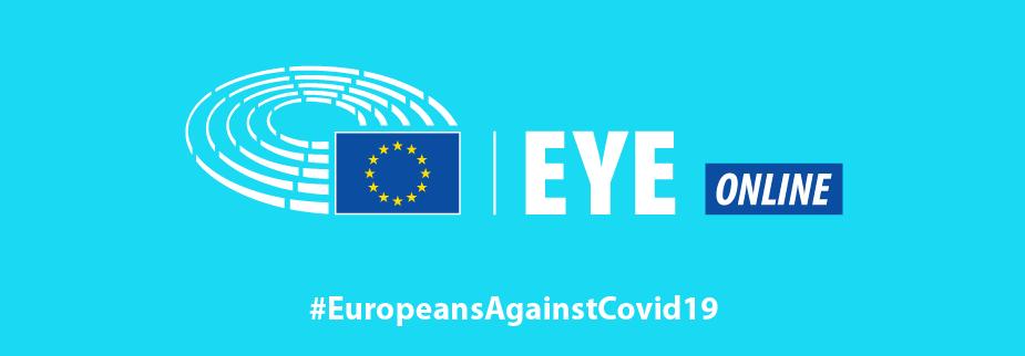 EYE online: in corso la settimana conclusiva dello European Youth Event in versione streaming