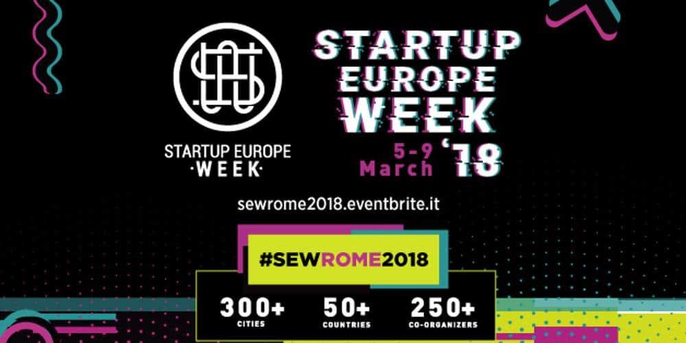 Settimana europea delle start-up