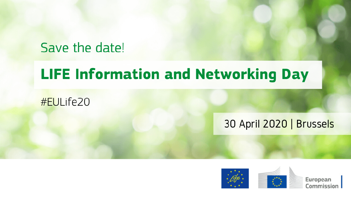 Save the date! LIFE information and networking day