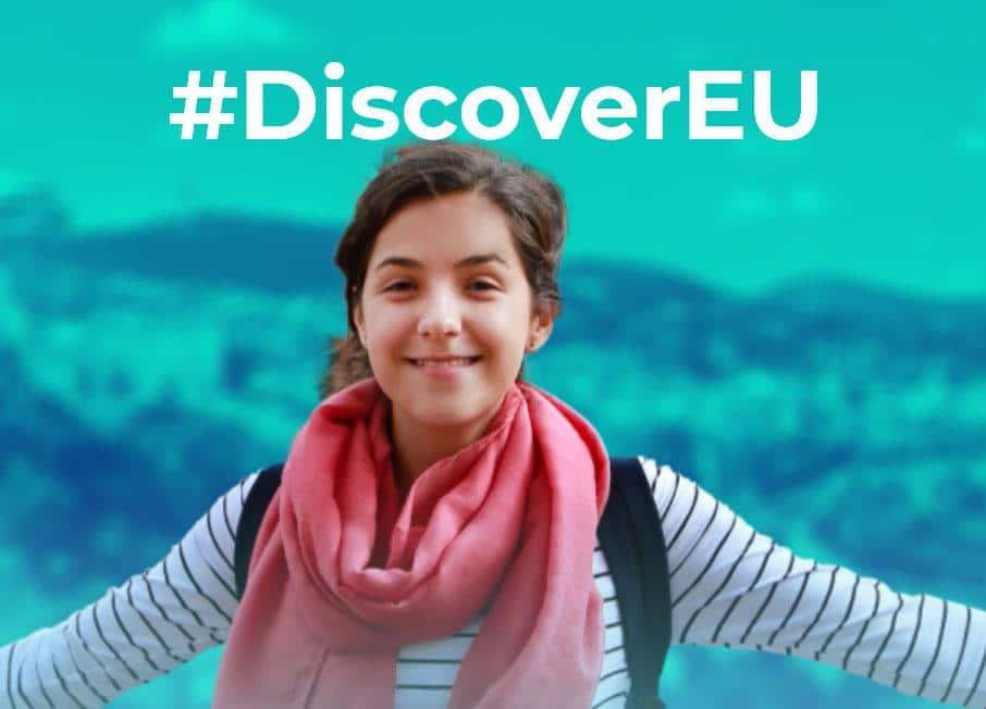 DiscoverEU, un'opportunità per i diciottenni di viaggiare in Europa