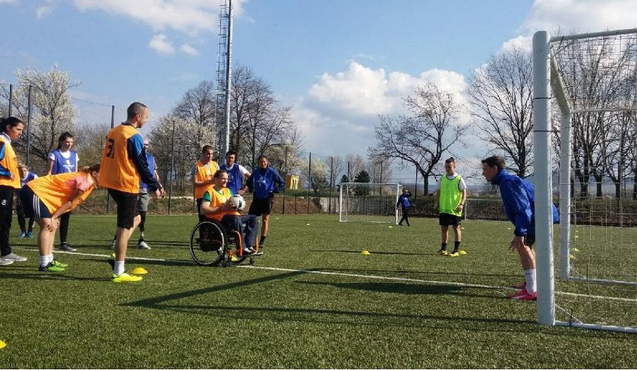 Nasce la Carta dei valori dello Sport Integrato che viaggerà per tutta Italia sui pulmini della Carovana